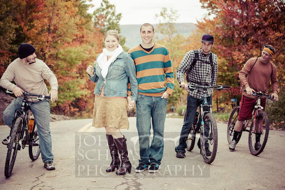 Ellicottville engagement
