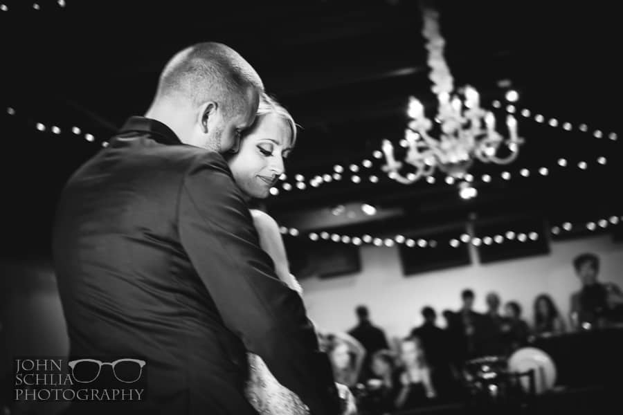 Super Sharp Syracuse Landmark Theatre Wedding with Jenny and Ryan