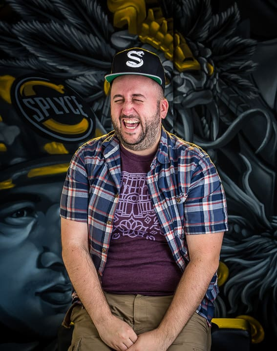 best laugh and most fun headshots in rochester ny