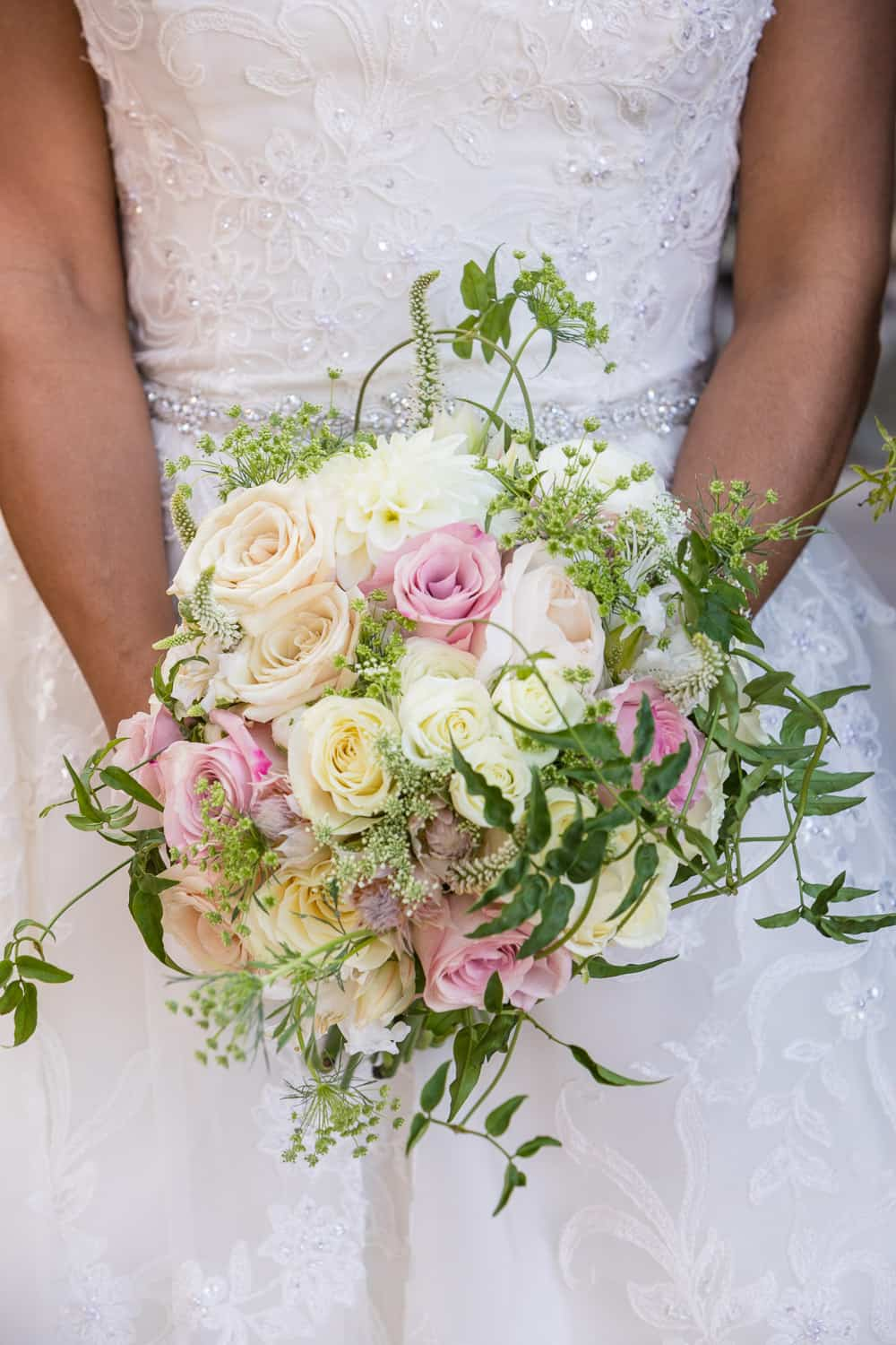 Bridal flowers from Stacy K.
